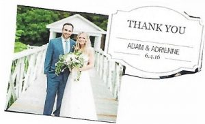 Adam and Adrienne, Married 6-4-2016